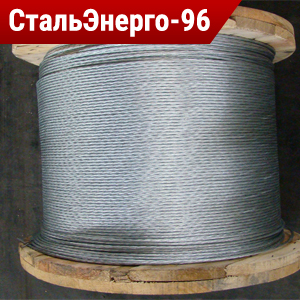 Канат двойной свивки типа ТК ГОСТ 3067-88